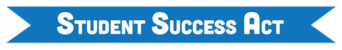 Student Success Act Banner